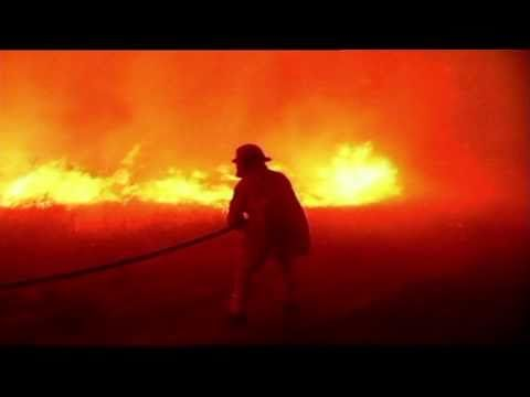 Tasmania Fire Service | How bushfires behave (Prepare to Survive 2010-11 DVD) - YouTube