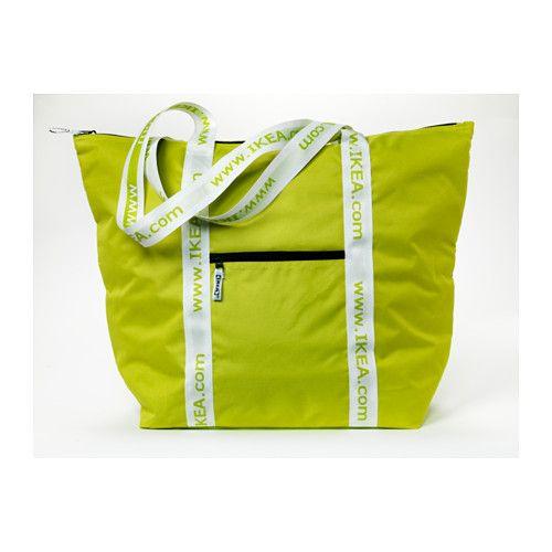 IKEA - KYLVÄSKA, Bolsa refrigerante, Práctica bolsa refrigerante con asas para transportar comida y bebida para picnics o llevarte a casa la compra.