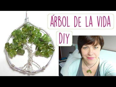 Como hacer dije árbol en Cristal Swarovski Kit 26492 | VARIEDADES CAROL - YouTube