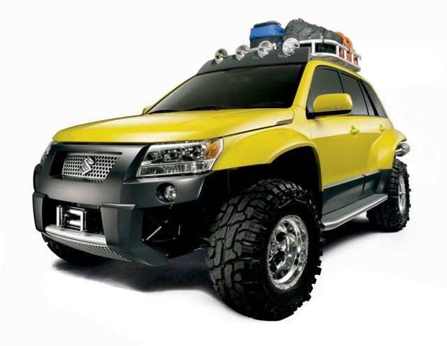 2005 Suzuki Dune concept