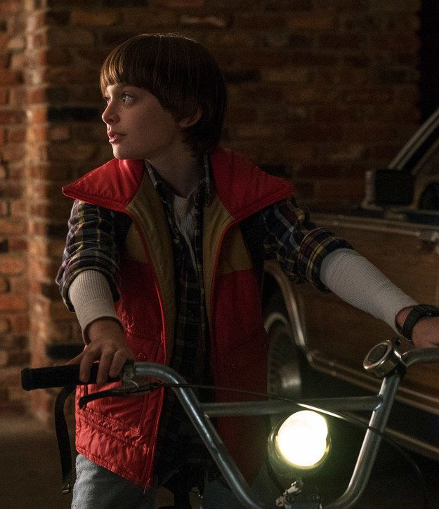 """Which ""Stranger Things Character are you actually?"" I got Will Byers! He's my favorite! What about you?"