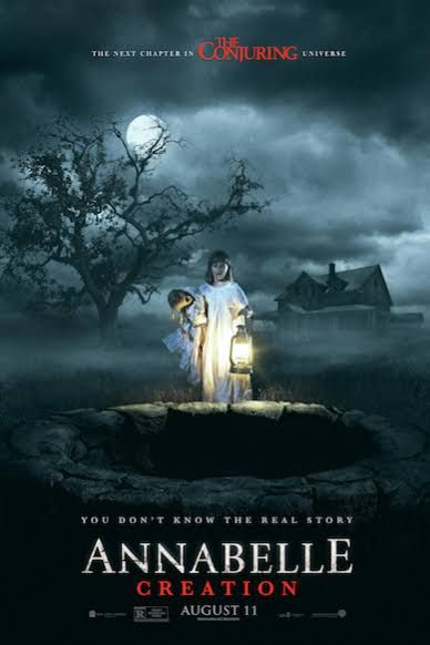 Annabelle Creation - Top 10 Upcoming Horror Movies