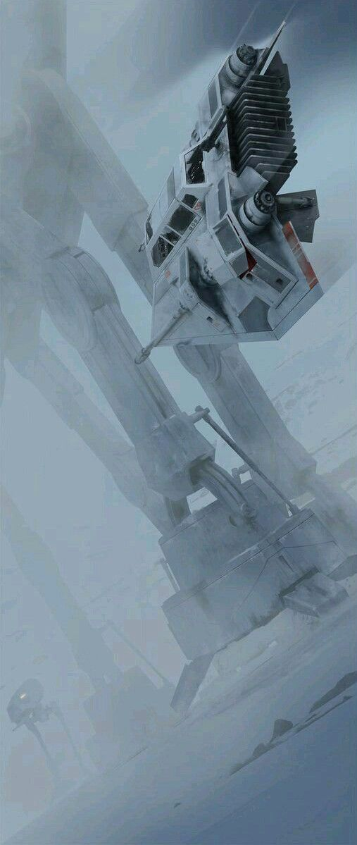 The Battle of Hoth