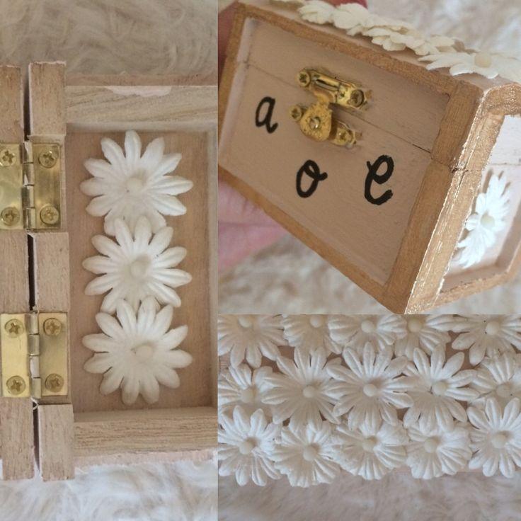 Alpha phi pin box!  (big little crafts, sorority, aphi)