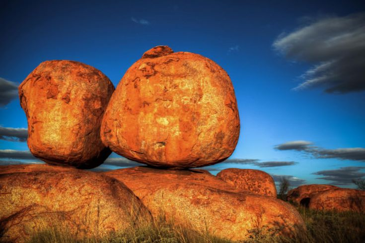 Devils Marbles Conservation Reserve, Northern Territory australis