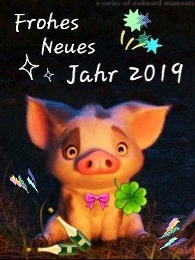Pin Von Gaby Soumare Auf Silvester Neujahr 2019 Pinterest Happy
