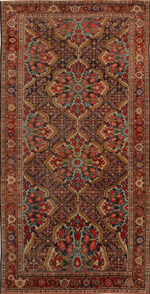 Persian Malayer Rug Matt Camron Gallery Textile Arts