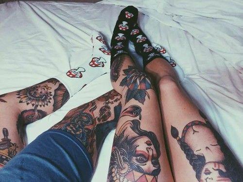 Casais tatuados – Momentos delicados cheios de amor e tatuagem | Tinta na Pele