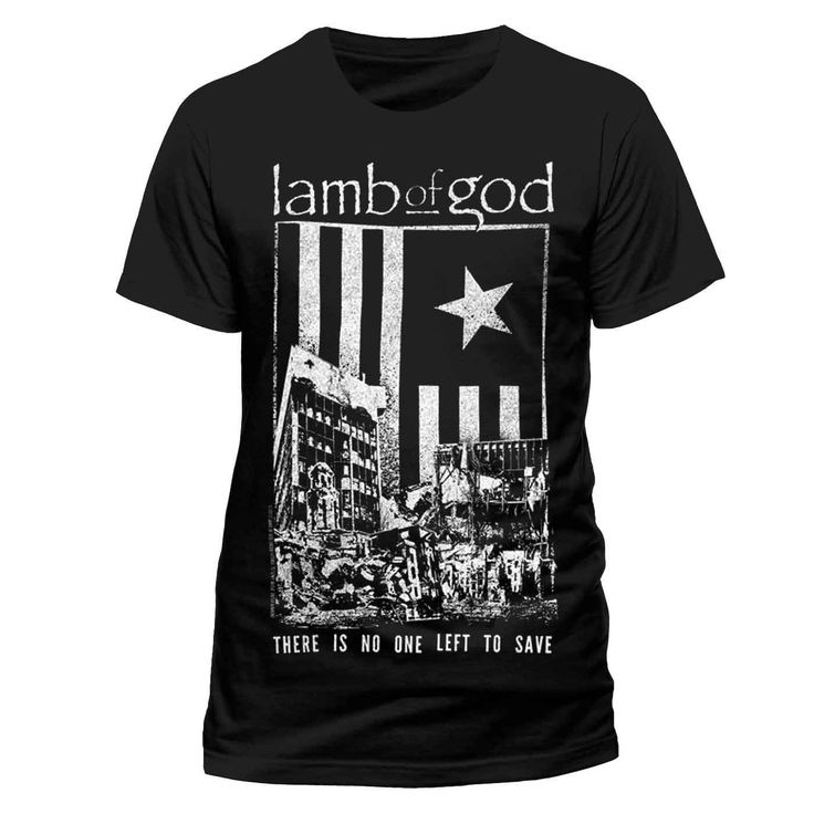 Lamb Of God - No One Left To Save heren