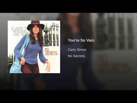 Carley Simon-Your So Vain