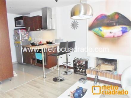 Arriendo de Apartamento en Chapinero El Castillo - Bogotá D.C. - 999429