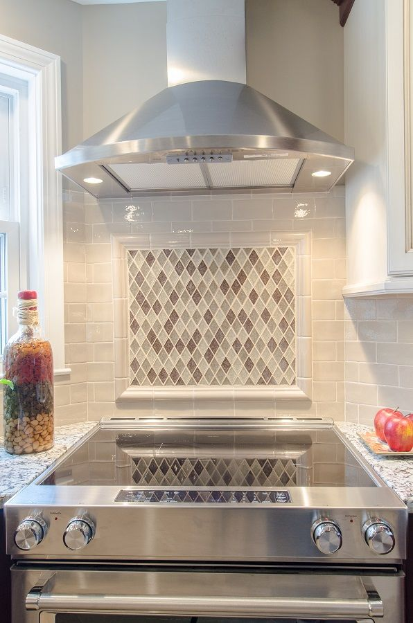 Backsplash Ideas   Two Toned Cabinetry, Granite Countertops, Corner  Cooktop, Corner Sink,. Kitchen Backslash IdeasBacksplash IdeasKitchen ...
