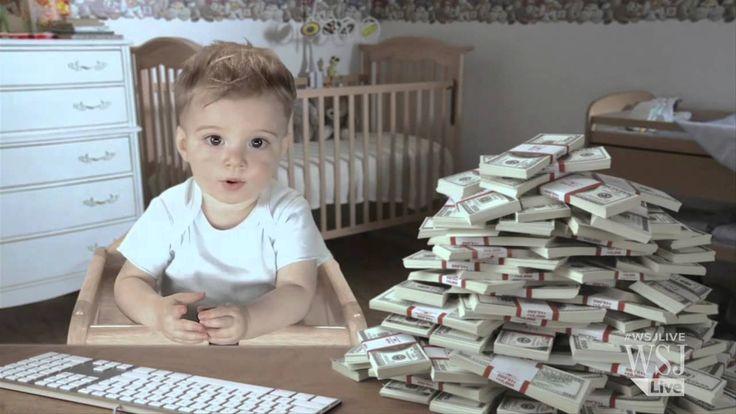 ETrade 'Baby' Super Bowl Ad
