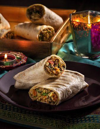 Roulés épicés à l'agneau finement haché et aux œufs - Patak's France - Cuisiner des produits indiens et trouver des idées recettes savoureuses