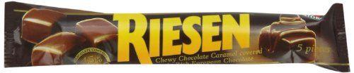 Storck Riesen Dark Chocolate Caramel, 1.43-Ounce (Pack of 24) - http://bestchocolateshop.com/storck-riesen-dark-chocolate-caramel-1-43-ounce-pack-of-24/