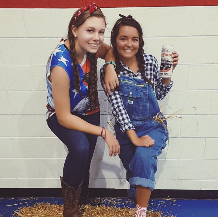 Redneck country costume diy outfit  Halloween spirit day