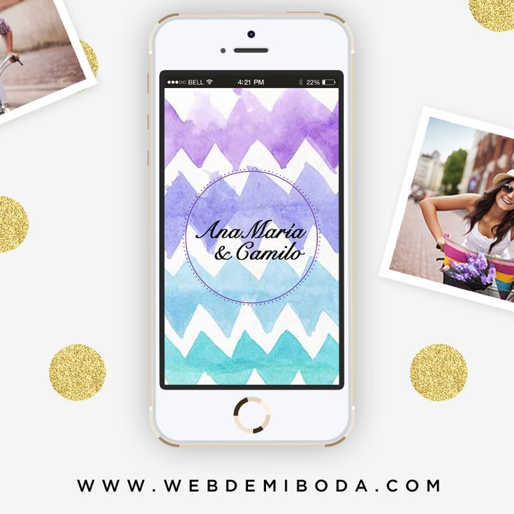 WEBDEMIBODA - Páginas Web de matrimonio. www.webdemiboda.com #wedding #boda #webdemiboda #wedding_website
