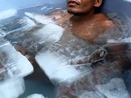 Mandi air dingin bisa mengobati kemandulan