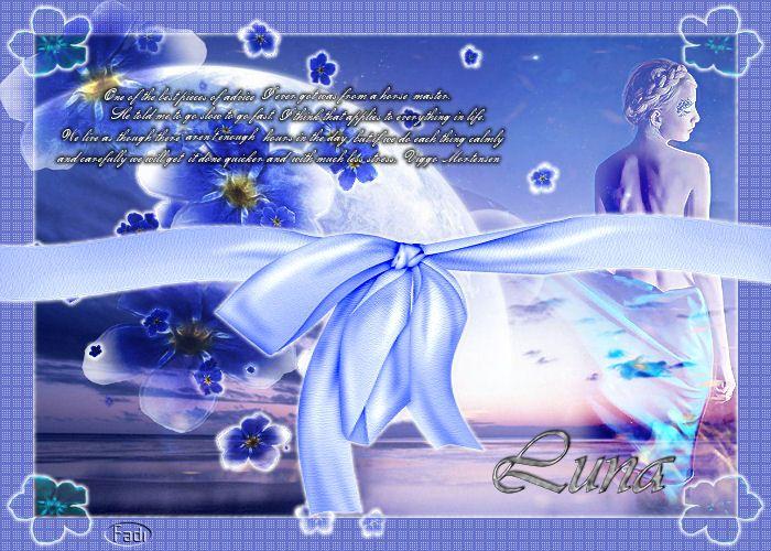 """Concurso junio 2014 """"AZUL"""""""