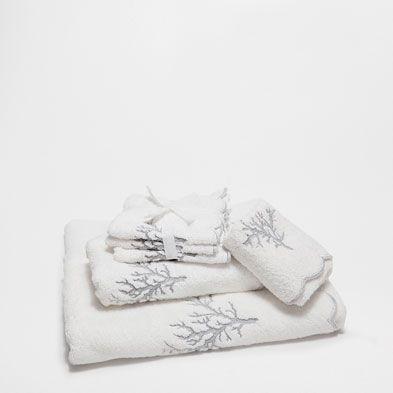Set Jolie serviette de bain