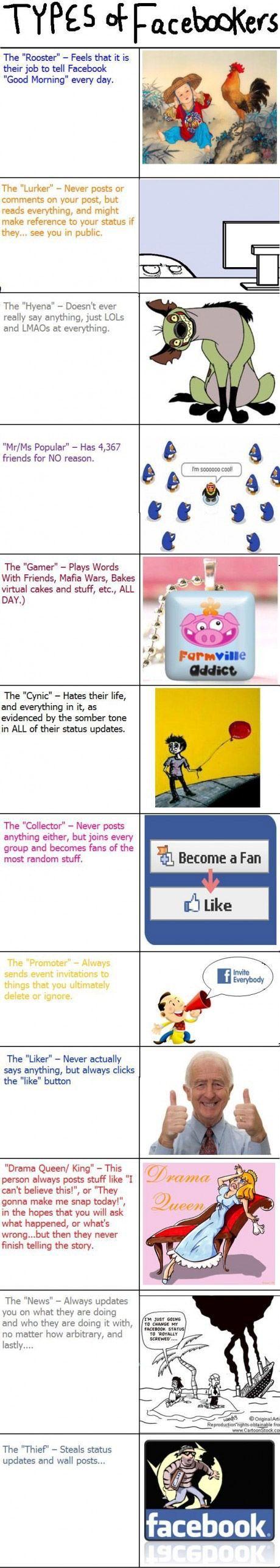 Ah. Yes, true.   ( #Facebook #Humor )