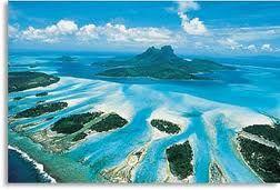 Bora Bora, need I say more? Paradise!