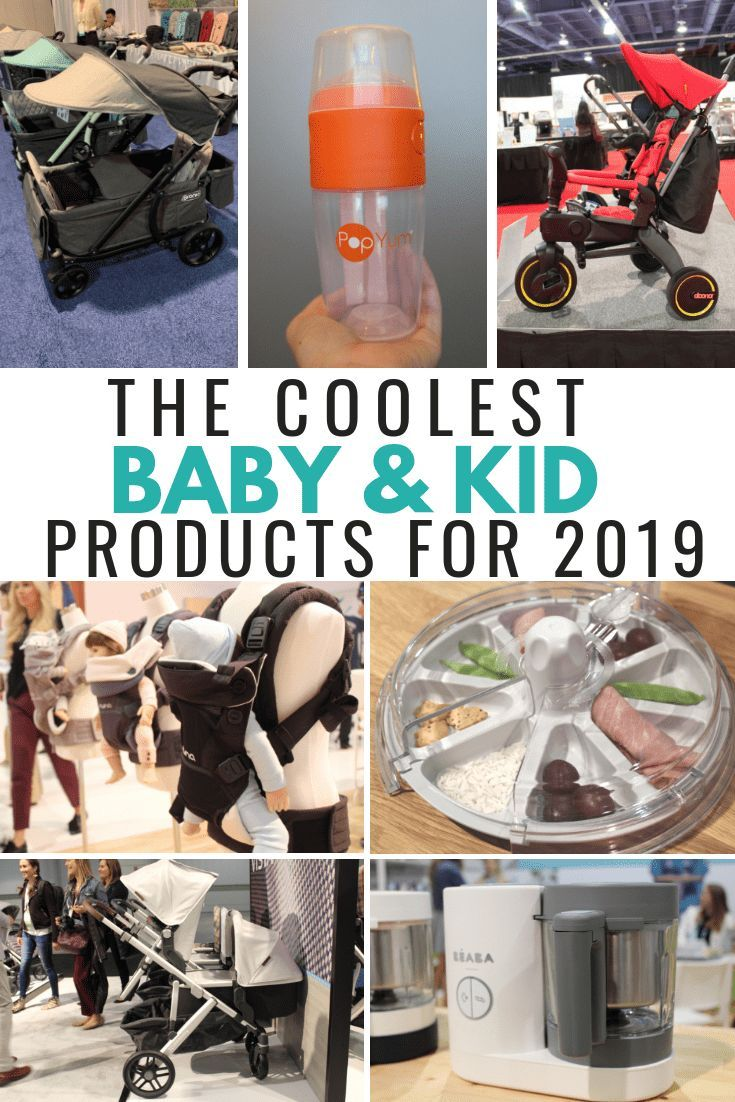 The Coolest Baby And Kid Products Of 2019 Newest Gear Coming To