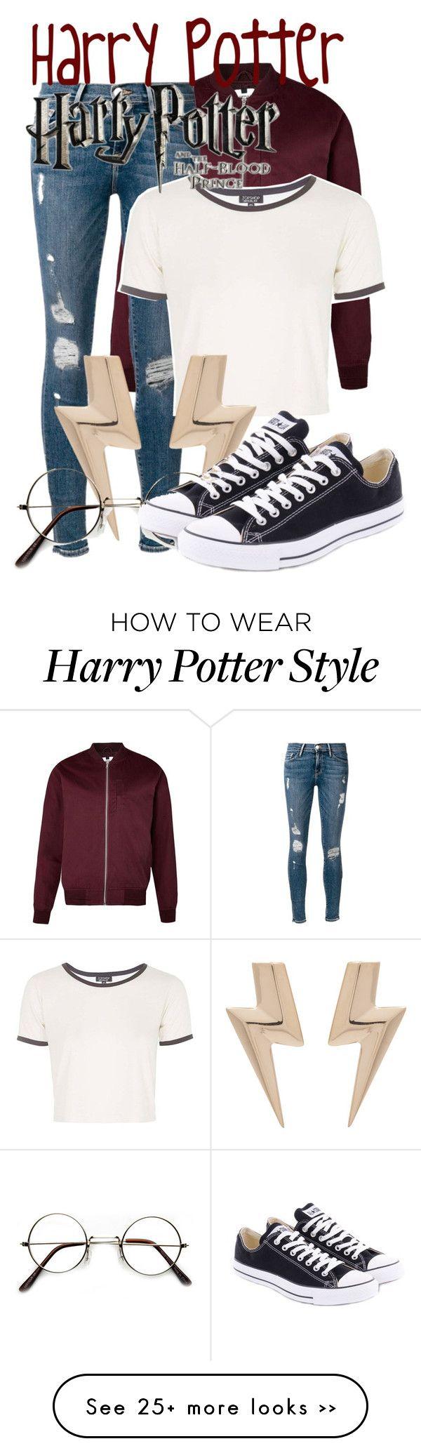 """Harry Potter"" by emilyenchanted on Polyvore"