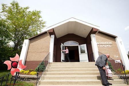 Windsor chapel church, saskatoon weddings