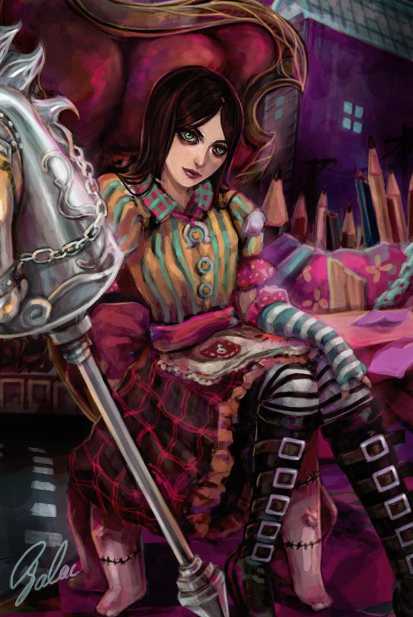 Alice madness returns by Echoes1.deviantart.com
