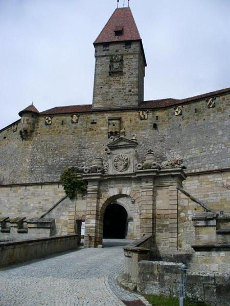 Coburg Castle, Germany