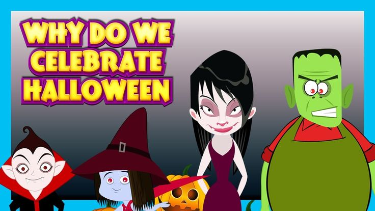 Why Do We Celebrate HALLOWEEN - English Story For Kids    Halloween Stor...