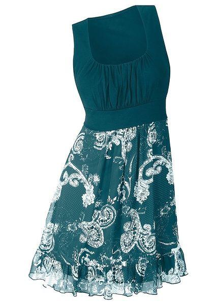 Sukienka Miejski szyk z nutą romantyzmu • 79.99 zł • Bon prix