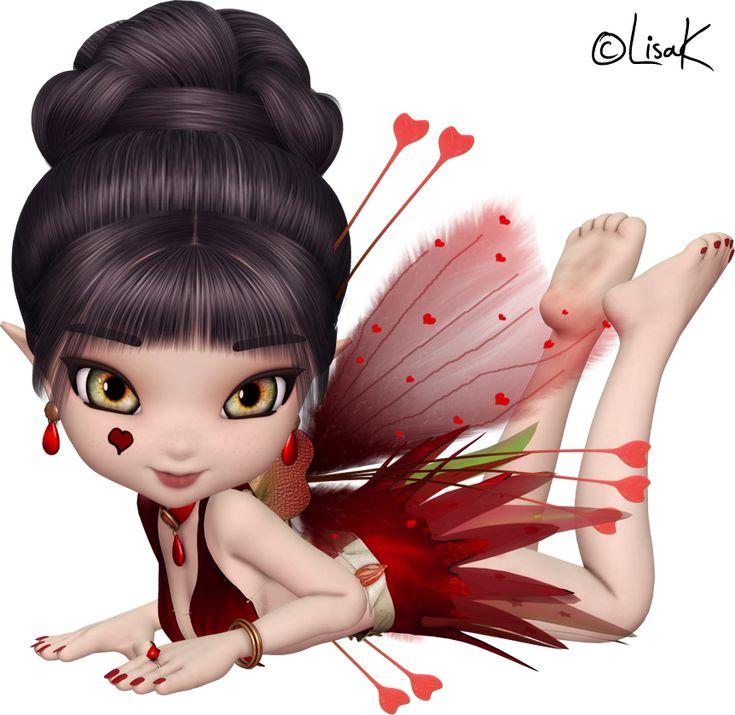 Fairy Poser Tubes   Fadas em poser   Imagens para Decoupage