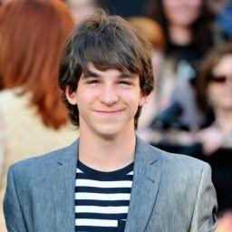 Zachary Gordon - age: 18