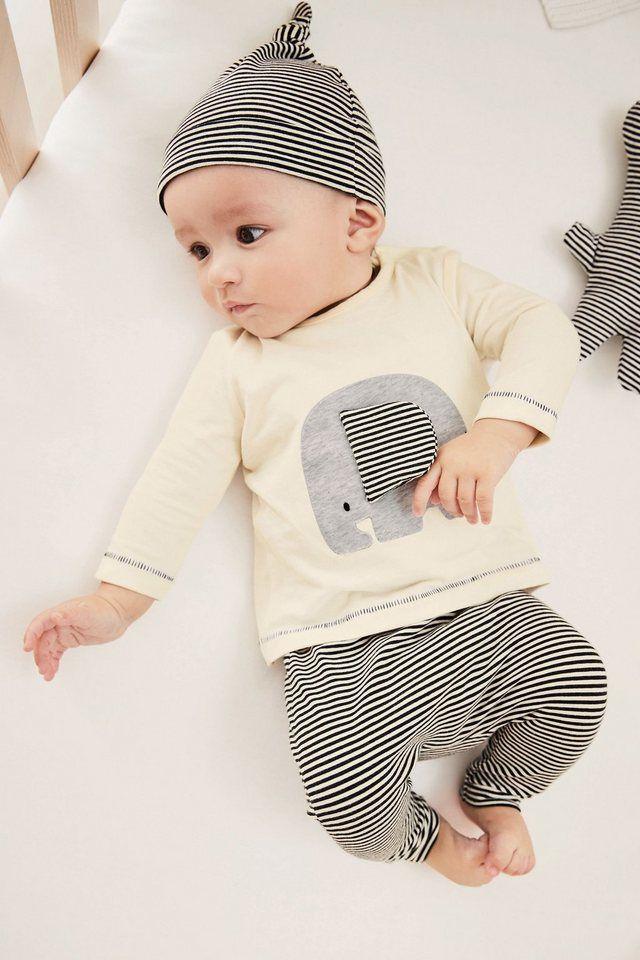 M/ädchen Kleid Mit Elefantenmotiv next Baby
