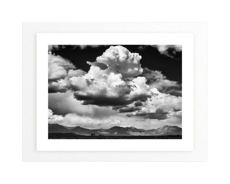 """""""Thunderhead Dance"""" - Art Print by Gabrial Reising in beautiful frame options and a variety of sizes."""