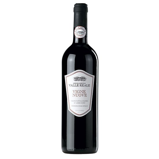 2015 Valle Reale Vigne Nuove Montepulciano d'Abruzzo Price: $14 Made from young vines, this overachieving, unoaked red brims with juicy red fruit and food-friendly acidity.