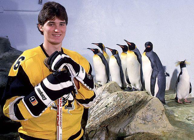 mario lemieux pittsburgh penguins nhl hockey