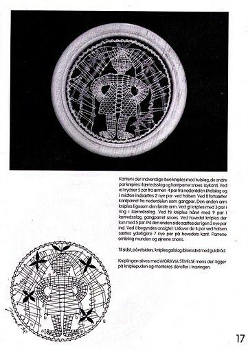 renda de bilros / bobbin lace  signos / horoscope