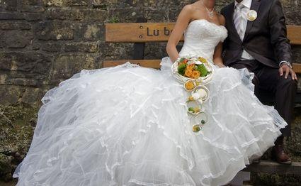 Robe de mariée Pronovias - San Patrick d'occasion