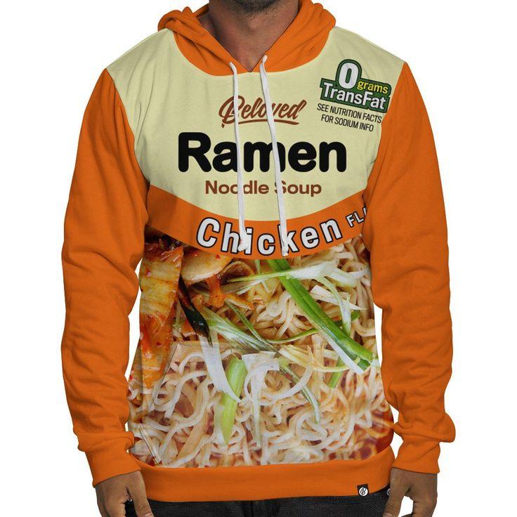 Chicken Ramen Hoodie - Ready to Ship from Beloved Shirts
