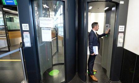 Flughafen Wien-Schwechat: Ab Mitte Juni Handvenenscans für sensible Bereiche – Maßnahme war schon länger geplant.