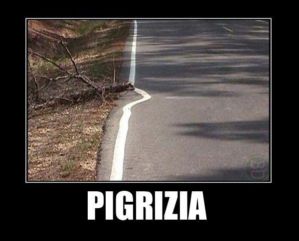 Pigrizia - bastardidentro