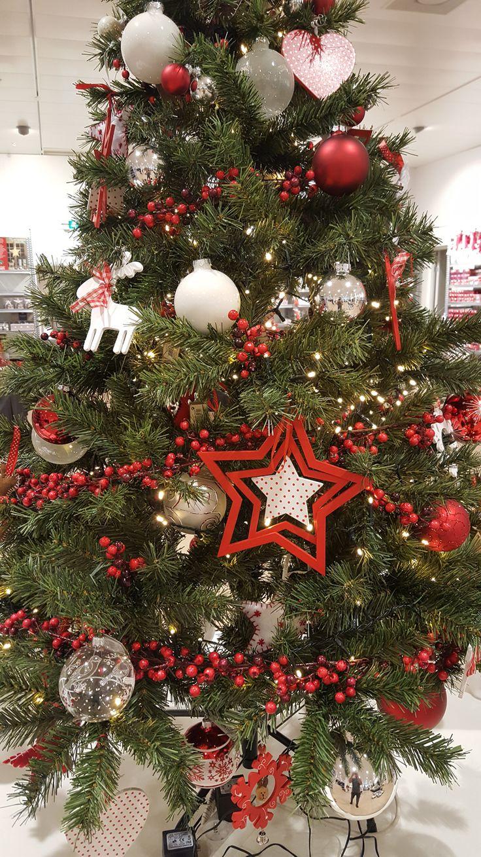 Inspiring Scandinavian Christmas Tree Decorating Ideas