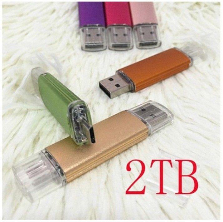 Memorie externa Stick USB 2TB Flash Drive OTG