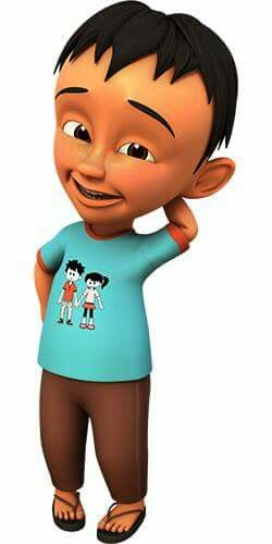 17 Best Images About Upin Ipin On Pinterest