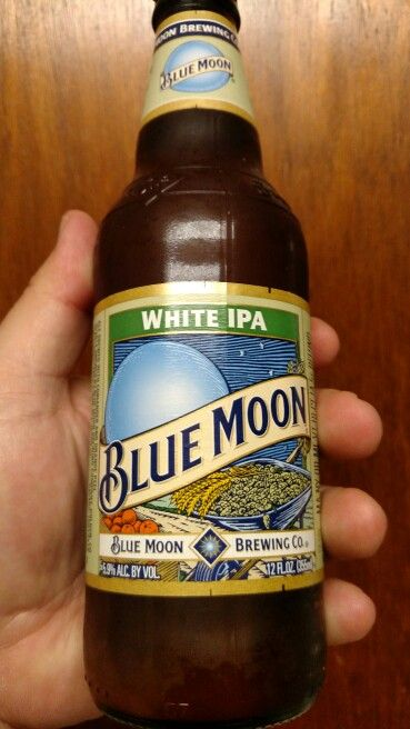 Blue Moon Brewing Company White IPA