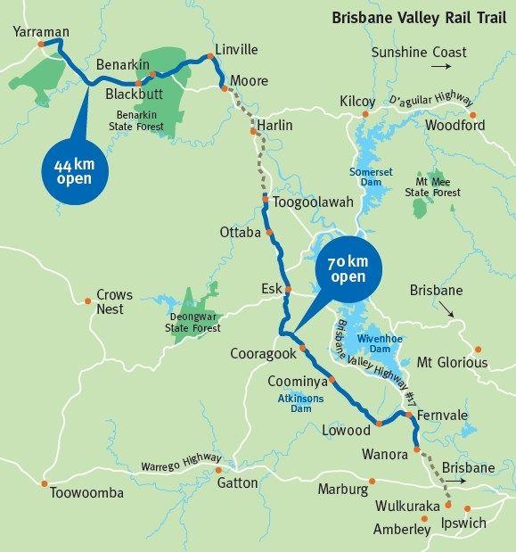 Petition to finish the 160km Brisbane Valley Rail Trail: http://cycletraveller.com.au/australia/news/petition-launched-to-complete-160km-brisbane-valley-rail-trail #railtrail #cycling