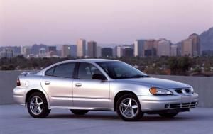 Pontiac Grand AM .Miss this car too!  Damn you drivers who text and drive that have no insurance, no license, & no damn business driving!!!!!!!!!!!!